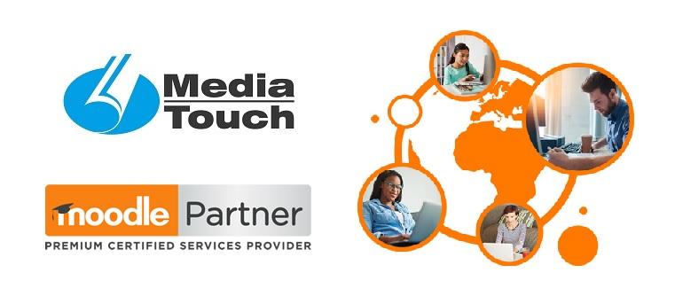 MediaTouch Premium Moodle Partner